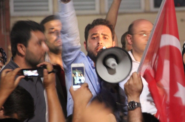 """Milletvekili İshak Gazel: """"15 Temmuz, milletimizin yazdığı büyük bir destandır"""""""