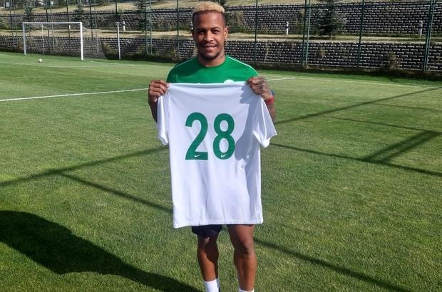 Giresunspor, Jonathan Del Valle ile 1+1 yıllık anlaşmaya vardı