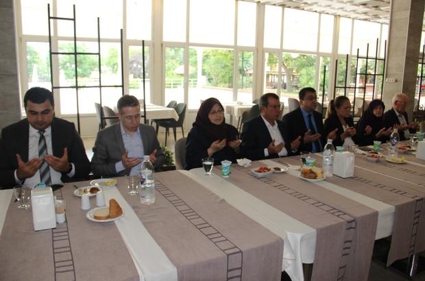 Çan'da 15 Temmuz Anma Programı, şehit ailelerine yemek ile başladı