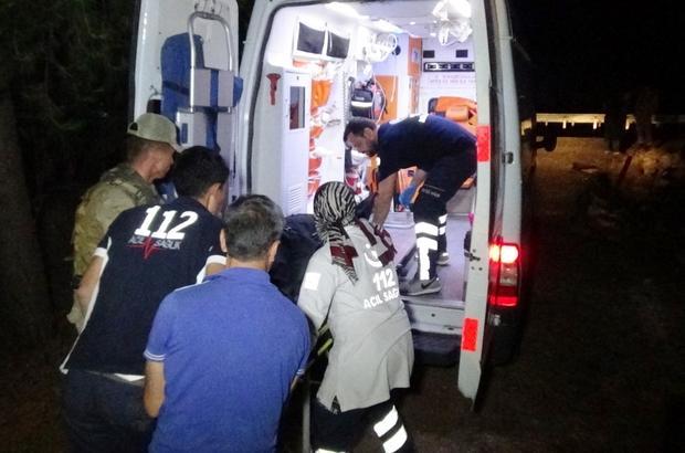 Diyarbakır'da pikap evin bahçesine uçtu: 1 ölü