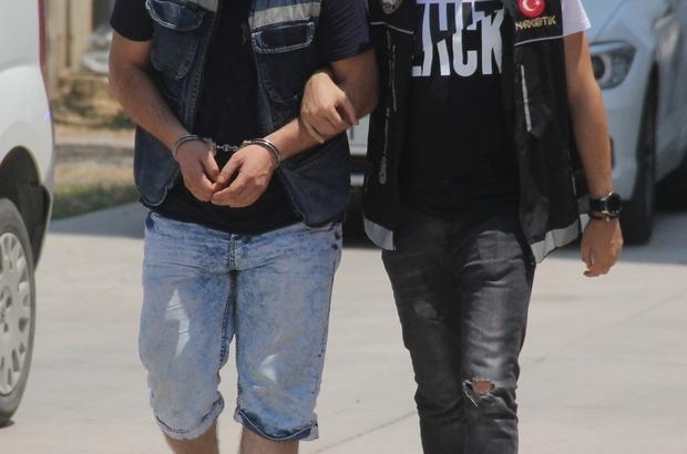 Otelde uyuşturucu ticareti polise takıldı: 1 tutuklama Adana'da otelde eroin sattığı ileri sürülen zanlı tutuklandı