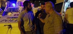 Diyarbakır'da madde bağımlısı gence Başkan Beyoğlu sahip çıktı