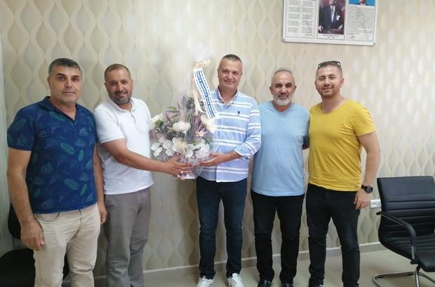 ASMYD'den Karataş'a ziyaret