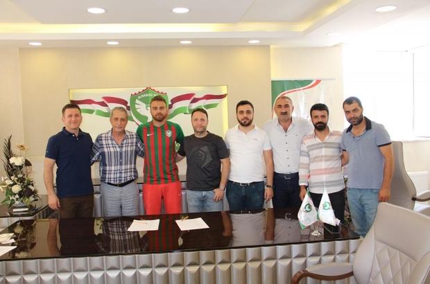 Amed Sportif Faaliyetler'den 4 transfer