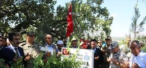 Diyarbakır'da 15 Temmuz şehitleri unutulmadı