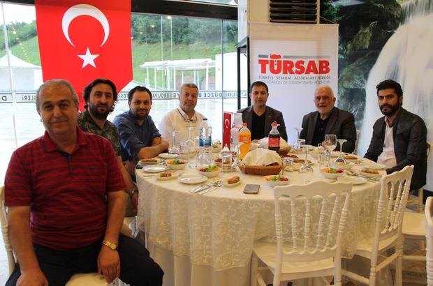 Turizm işletmecileri Düzce'de bir araya geldi