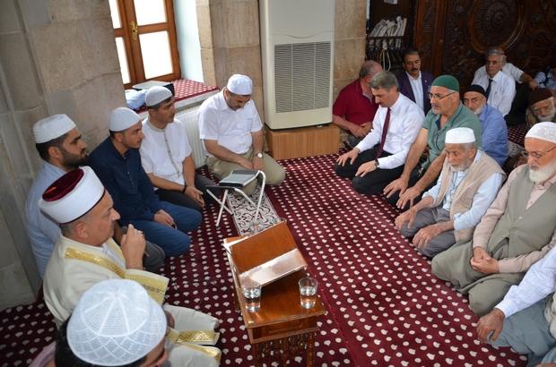 Malatya'da 15 Temmuz şehitleri için mevlit okutuldu