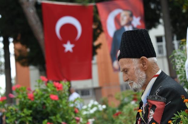 Tarsus'ta 15 Temmuz şehitleri dualarla anıldı
