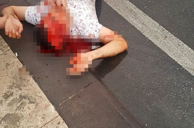 Denizli'de otomobil ile elektrikli bisiklet çarpıştı: 2 yaralı