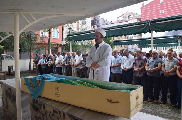 Kazada hayatını kaybeden Endonezyalı gelin son yolculuğuna uğurlandı