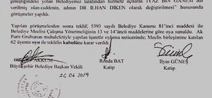 HDP'li belediye sahabe ismini taşıyan caddeye, terör suçlusunun adını verdi