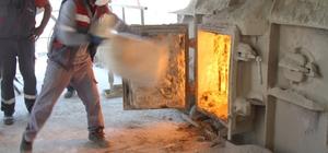 Van'da tonlarca uyuşturucu yakılarak imha edildi Güvenlik güçlerince ele geçirilen 4 ton 828 kilo uyuşturucu, çimento fabrikasının kazanında yakıldı