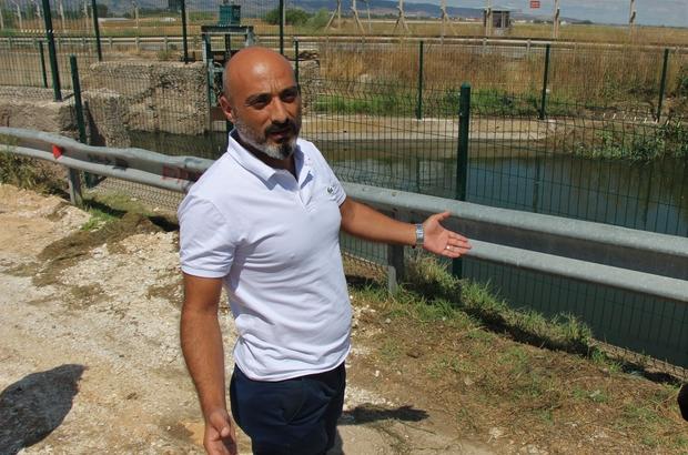 """Evladını kaybeden babanın sitemi Hasan Doğan; """"Mahkemede tazminat kazanırsam kanalın kapatılması için vereceğim"""" """"Bu devlet denizin altından tünel yapıp yol yaptı, burayı kapatamıyor mu?"""""""