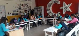 KESO'dan Bitlis'e kütüphane yardımı