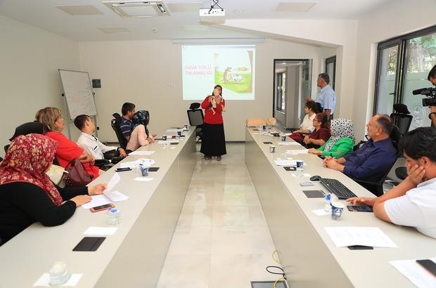 Pamukkale Belediyesi'nden engelli vatandaşlara ilk yardım eğitimi