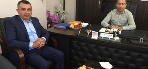 AK Parti'den, Doğanyol ve Pütürge ilçelerine ziyaret