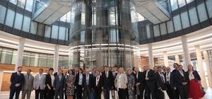 Türk-Rus Toplumsal Forumu 5. oturumu ve 2. Rektörler Çalıştayı gerçekleştirildi