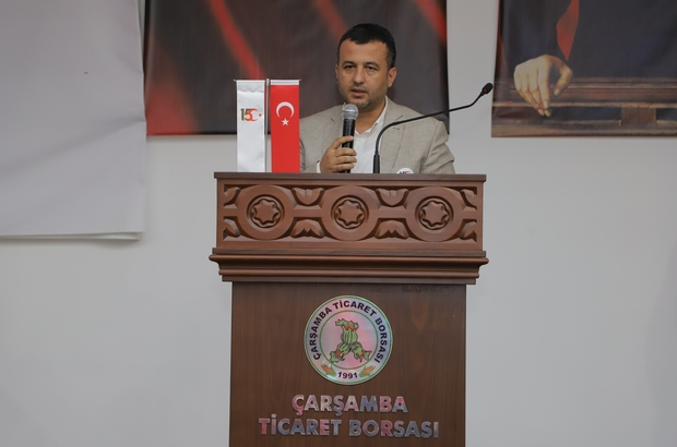 """Halit Doğan: """"15 Temmuz'da millet kendi iradesine sahip çıktı"""" Çarşamba'da """"15 Temmuz Bir Demokrasi Zaferi"""" programı"""
