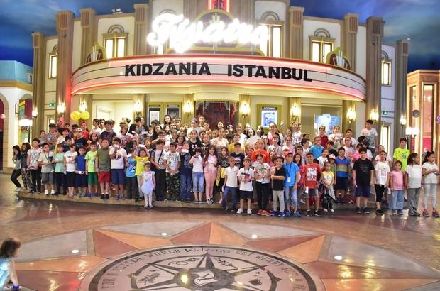 Sepaş Enerji, özel çocukları İstanbul'da ağırladı