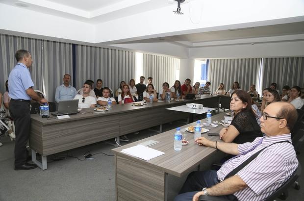 Büyükşehir ve Efeler'den ortak sağlık eğitimi