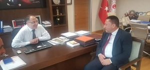 Bağlar'da yapılması planlanan kentsel dönüşüm için Ankara'da önemli görüşme