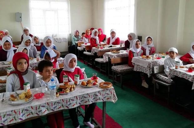 Hisarcık'ta Kur'anı Kerim Öğrenme Kursu