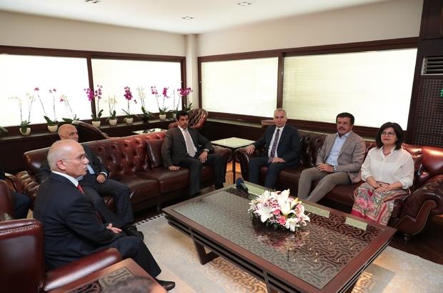 Katar Büyükelçisi'nden Denizli'ye övgü