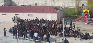 9 günde bin 535 kaçak göçmen yakalandı