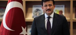 """AK Partili Dağ'dan metro yorumu: """"Tamamlanması gereken eksikler var"""""""