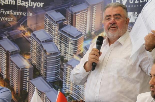 """Yavuzlar İnşaat, Aykonut tartışmalarına açıklık getirdi """"Aykonut projesinin yürütülmesine ilişkin herhangi bir kısıtlama ve durdurma yok"""""""