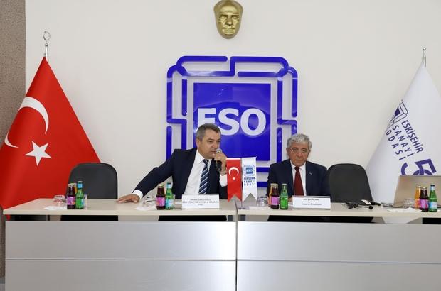 ESO üyeleri Roketsan yöneticileri ile buluştu Tedarikçi Günleri'nin 7.'ncisi düzenlendi