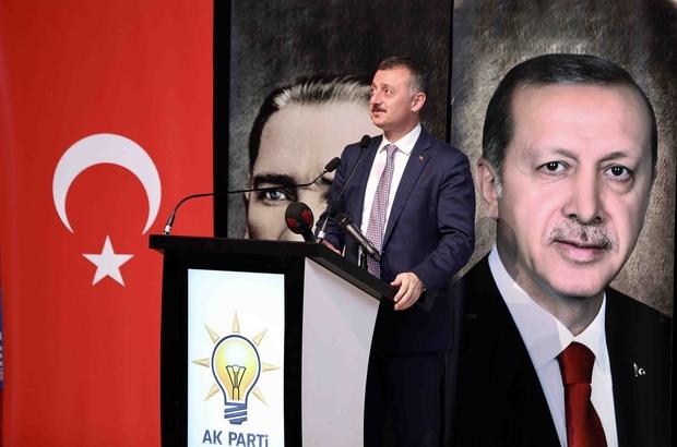 """Başkan Büyükakın, """"Kocaeli büyüdükçe Türkiye'de büyüyor"""""""