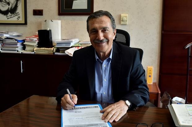 Başkan Ataç Kentsel Gelişim Protokolü'nü imzaladı