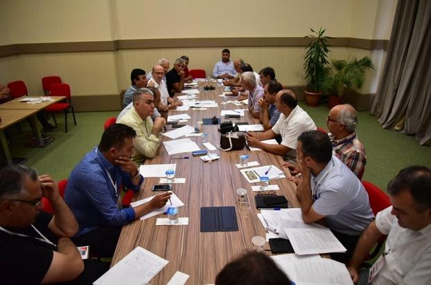 Antalya'da 3. Tarım Şurası öncesi değerlendirme toplantısı yapıldı