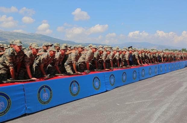 Kütahya'da 3 bin 815 bedelli asker yemin etti
