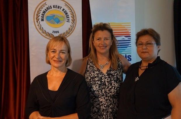 Marmaris Kent Konseyi Kadın Meclisi Başkanı İlkay Gözen oldu