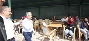 Başkan Büyükkılıç, Özvatan'da Yaz Şenliği'ne katıldı