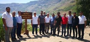 Iraklı turizmcilerden Tatvan'a ziyaret