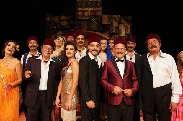 """""""Batakhane Güzeli"""" Antik Tiyatro'da"""