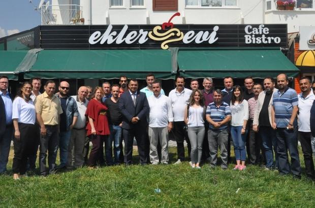 Kütahya'da Gazeteciler ve Basın Bayramı