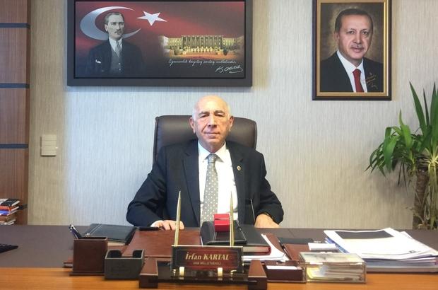 AK Parti Milletvekili Kartal'dan, 24 Temmuz Basın Bayramı' mesajı