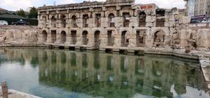 2 bin yıllık Roma Hamamı görülmesi gereken 50 yer arasına girdi