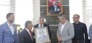 Başkan Büyükkılıç, ilçe ziyaretlerini Bünyan ile sürdürdü