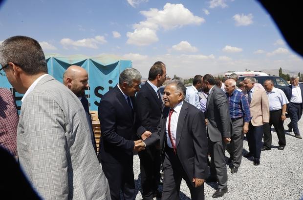 """MHP Kayseri Milletvekili Baki Ersoy, """"Büyükkılıç Kayseri için bir şans"""""""