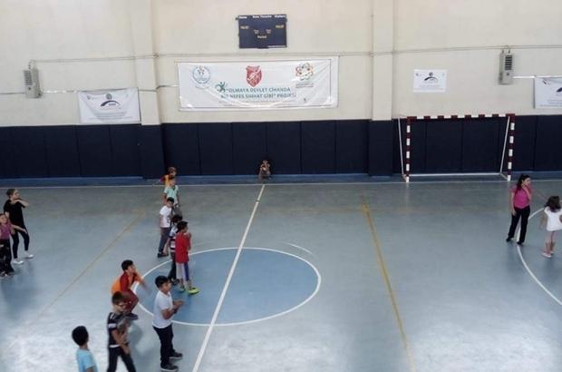 Çavdarhisar'da ''Yaz Spor Okulları''