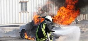 Denizli'de itfaiye ekipleri 7 ayda yüzlerce hayat kurtardı Büyükşehir itfaiye 7 ayda bin 833 yangını kontrol altına aldı Bin 40 kurtarma operasyonu gerçekleştiren ekipler 283 trafik kazasına müdahale etti