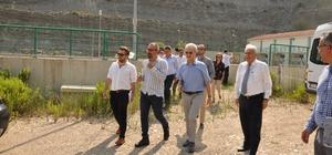 600 bin Adanalıyı sağlıklı içme suyuna kavuşturacak dev proje Kozan-İmamoğlu Yedigöze İçme Suyu İsale Hattı, Yedigöze İçme Suyu Arıtma Tesisi ve Kozan Pınargözü İçme Suyu İsale Hattı ve Şebekesi projeleri için verilecek hibenin ASKİ'ye tahsis edilmesi amacıyla AB DelegasyonuNU temsilen görevliler Adana'ya geldi