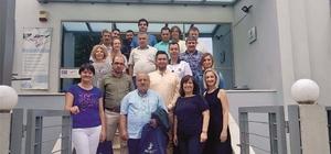 Dijital Becerilerin Geliştirilmesi toplantısının ikincisi Yunanistan'da yapıldı