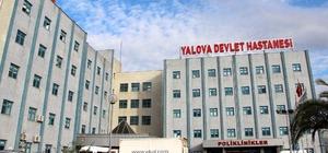 Yalova'da 6 ayda 1 milyon 626 bin kişi muayene edildi