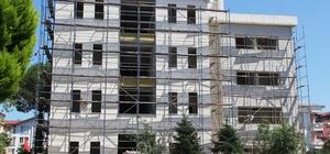Ordu'da 12 sağlık tesisi ve 2 hastane inşaatı yükseliyor